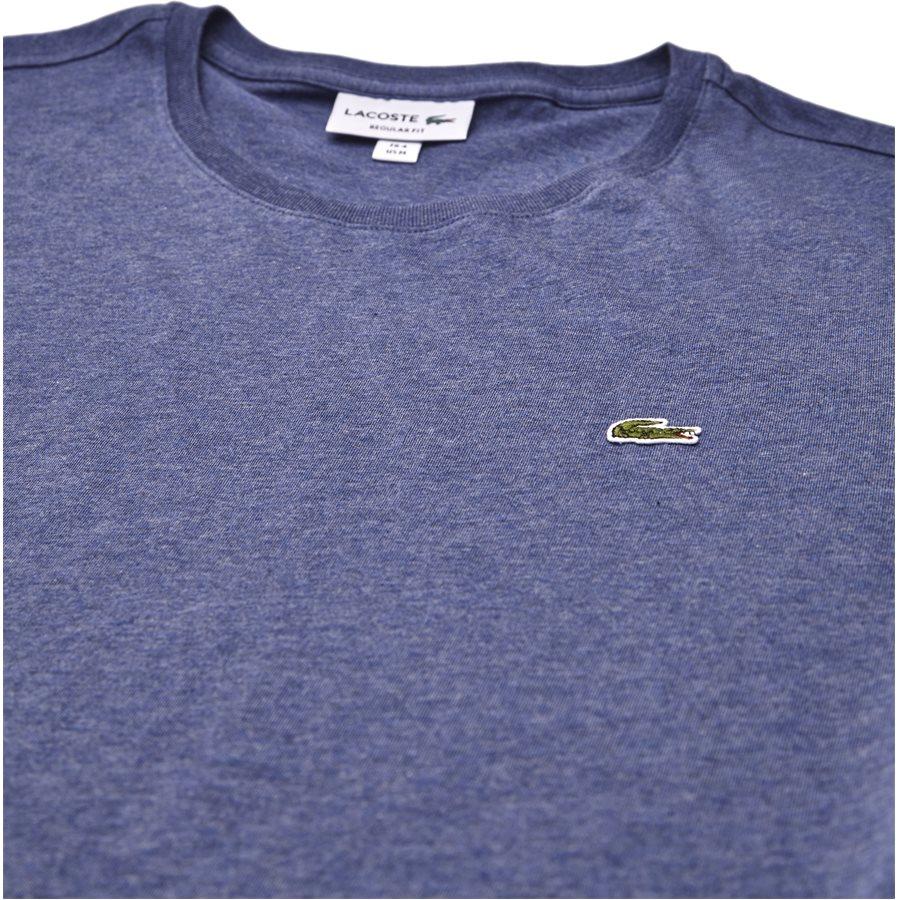 TH2038 TEE S/S - TH2038  - T-shirts - Regular - NAVY MEL - 3